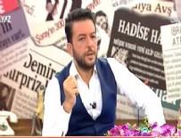 NİHAT DOĞAN - Nihat Doğan'dan Ahmet Hakan'a çok sert tepki