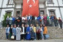 EYÜP EROĞLU - Niksar'da 'Hanımlar Yaşam Merkezi' İçin Düğmeye Basıldı