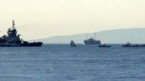KIYI EMNİYETİ - Sahil Güvenlik Botu Alabora Oldu Açıklaması 1 Ölü, 6 Yaralı