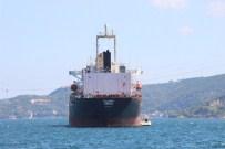 KIREÇBURNU - Sahil Güvenlik Botuyla Çarpışan Gemi Sarıyer Açıklarında Demirledi