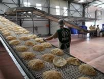 Suriyelilere ekmek desteği