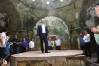 MIHENK TAŞı - Tarihi Saray Hamamı Restore Ediliyor