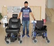 1 MART 2013 - Teyzesinin Hastalığından Etkilendi 'Akıllı Sandalye' Geliştirdi