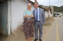 Urganlı Halkı İstedi Yollar Genişledi
