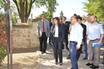 NURULLAH KAYA - Vali Yılmaz, Altınova'yı Gezdi
