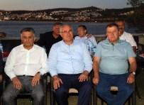 YARGITAY BAŞKANI - Yargıtay Başkanı Cirit, Yargı Mensuplarını Ağırladı