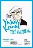 YAŞAR KEMAL - Yaşar Kemal Öykü Yarışması'na Başvurular Son Buluyor