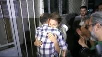 MURAT EREN - Hapisteki son 'kumpas' mağduru Yüzbaşı Murat Eren tahliye oldu