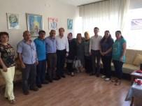 MİLLİ MUTABAKAT - AK Parti'den Alevi Derneği'ne Ziyaret