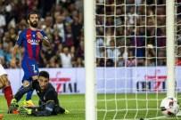 SEVILLA - Barcelona - Sevilla Maçında Arda Turan Rüzgarı