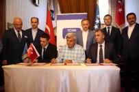BOŞNAK - Başkan Karaosmanoğlu, Duboj Dostluk Köprüsü Protokolünü İmzaladı
