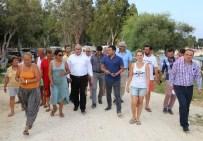 KUMKUYU - Başkan Tollu Açıklaması 'Turizme Önem Veriyoruz'