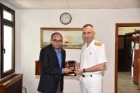 YÜKSEK ASKERİ ŞURA - Başkan Üzülmez, Kartepe'ye Atanan Komutanları Ziyaret Etti