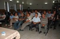 SEBZE ÜRETİMİ - Bayramiç'te Ürünleri Değerinde Pazarlama Toplantısı Düzenlendi