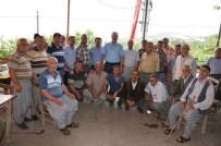 MEHMET TOSUN - Bölge Müdürü Yılmaz, Orman Köylüsünün Taleplerini Dinledi
