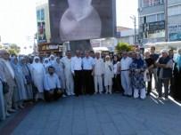 Burhaniye'de Hacı Adayları Uğurlandı