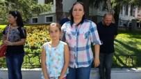 BURSA VALİLİĞİ - Dehşet Anlarına Şahitlik Eden 10 Yaşındaki Kız Adalet İstedi