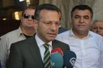 DİYARBAKIR VALİSİ - Diyarbakır Valisi Hüseyin Aksoy Açıklaması