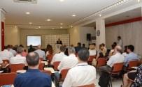 AKILLI ULAŞIM - Kartal Belediyesi Muğla'da Ulaşım Çalıştayı'na Katıldı
