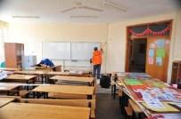 BAŞKÖY - Kepez'de Okul Ve Camilerin Yenilenmesi Çalışmaları