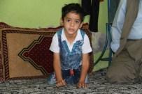 YÜRÜME ENGELLİ - Silopi'de Engelli Çocuk Yardım Bekliyor