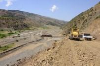 ÖZNUR ÇALIK - Şiro Çayına Köprü Yapılıyor