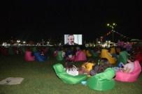 ÖĞRENCI İŞLERI - Süleymanpaşa Belediyesi İle Açık Havada Sinema Şöleni Başladı