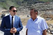 KATI ATIK BERTARAF TESİSİ - Vahşi Depolama Tarihe Gömülüyor