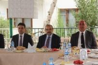 EĞİTİM KAMPÜSÜ - Vali İsmail Ustaoğlu, Okul Müdürleriyle Buluştu