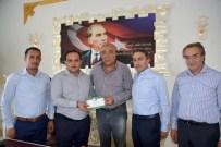 ERZURUMSPOR - Yeşilyurt Ve Kılıç'tan, BB Erzurumspor'a Kombine Bilet Desteği