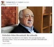 OTOMOBİL GALERİSİ - Zekeriya Öz'ü Kaçırdığı İddia Edilen Oto Galericiden Dikkat Çeken Paylaşımlar