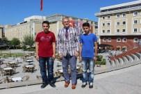 İSTANBUL AYDIN ÜNİVERSİTESİ - Ağabeyleri Şehit Olan İki Kardeş İAÜ'yü Kazandı