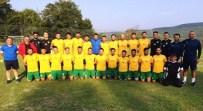 ABANT - Altınova'da İlk Hedef Türkiye Kupası