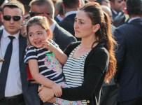 ANKARA EMNIYET MÜDÜRÜ - Ankara Şehitlerini Uğurladı