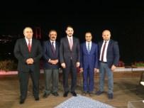 24 KASıM - Bakan Albayrak, Anadolu Yayıncılar Derneği'nin 'Anadolu Soruyor' Programına Katıldı