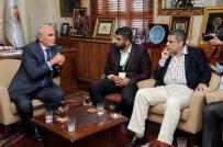 GÜLEN CEMAATİ - Başkan Yılmaz, Ürdün Heyetine '15 Temmuz'u Anlattı