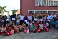 FINDIK HASADI - 'Çikolatamı Bensiz Yap' Projesi İle Çocuk Fındık İşçiliğine Dikkat Çekildi