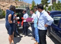 HACİZ İŞLEMİ - Denizlispor Maç Gününde Haciz Şoku İle Karşılaştı