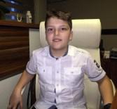 KADIR TOPBAŞ - Devlet Adamlarıyla Çektiği Selfielerle Fenomen Olan Çocuk Konuştu
