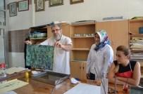 NITELIK - Ebru Sanatıyla Stres Atıyorlar