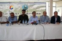 ADALET VE KALKıNMA PARTISI - Hakkari İl Komisyonu'ndan 'Barış' Çağrısı