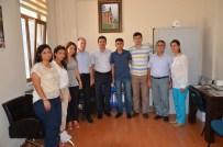 Kartepe Atık Getirme Merkezi'ne Antalya'dan Ziyaretçi Geldi