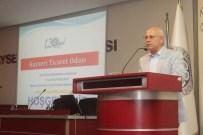 KAYSERI TICARET ODASı - Kayseri Ticaret Odası 13. Etap Yeni Üye Bilgilendirme Toplantısı Gerçekleştirildi