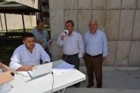 SAĞLIK TARAMASI - Kültür Ve Turizm Müdürlüğü Personeli Sağlık Taramasından Geçti