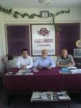 KATLIAM - Mazlumder Kayseri Şube Başkanı Ahmet Taş Açıklaması
