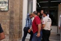 İHALEYE FESAT - Mersin'de İhale Gerginliği