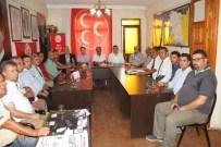 MHP Genel Merkezi'nden Milas'a Atama