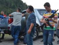 AHMET GÜZEL - Ordu'da PKK'lı teröristlerle sıcak temas sağlandı