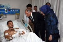 LOKMAN HEKIM - Patlamada Yaralanan Polislerden Biri Şehit Oldu