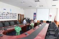 BÜROKRASI - TİKA'dan Tacikistan Dışişleri Bakanlığı Basın Ve Enformasyon Merkezi'ne Destek